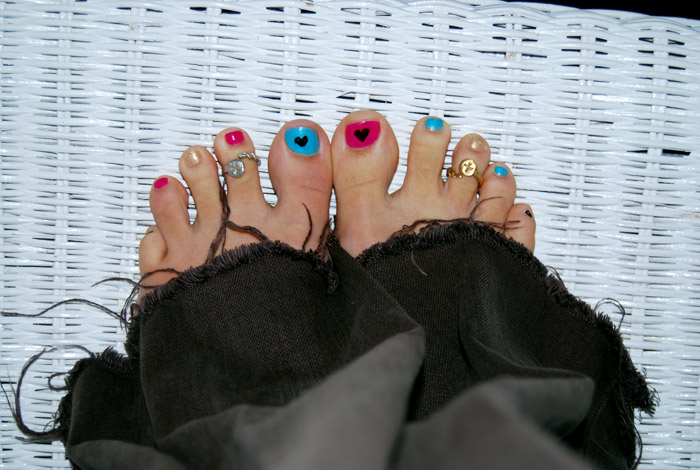 beachtoes