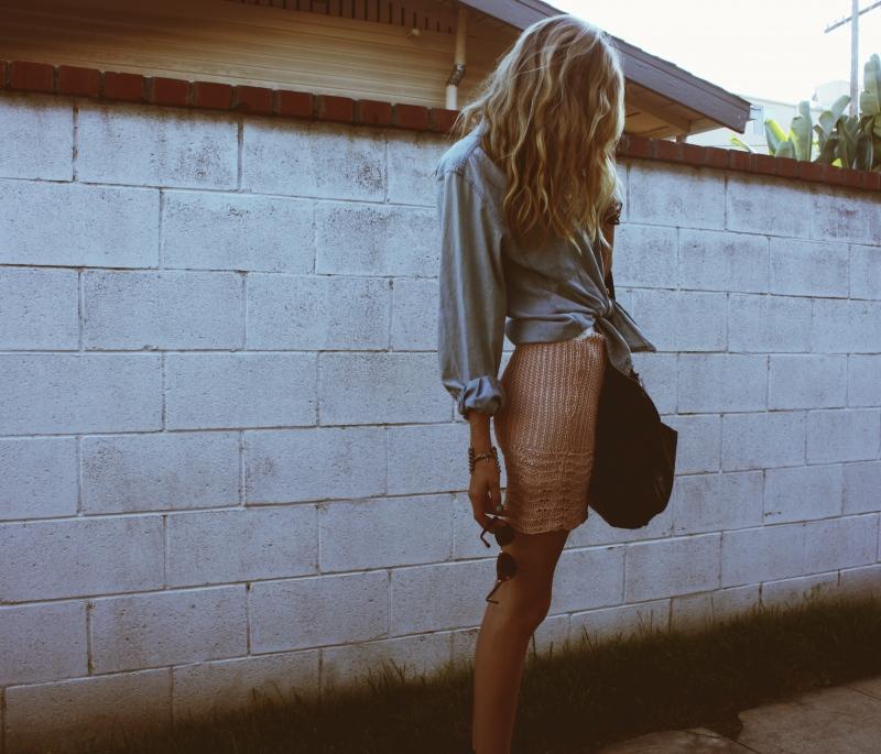 Mr Kate Smiley Style Skirt Shirt