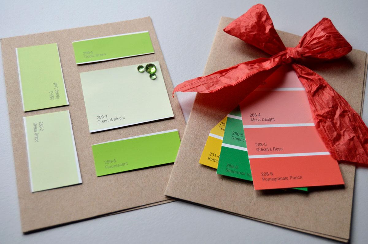 Mr. Kateholiday DIY #8handmade cards