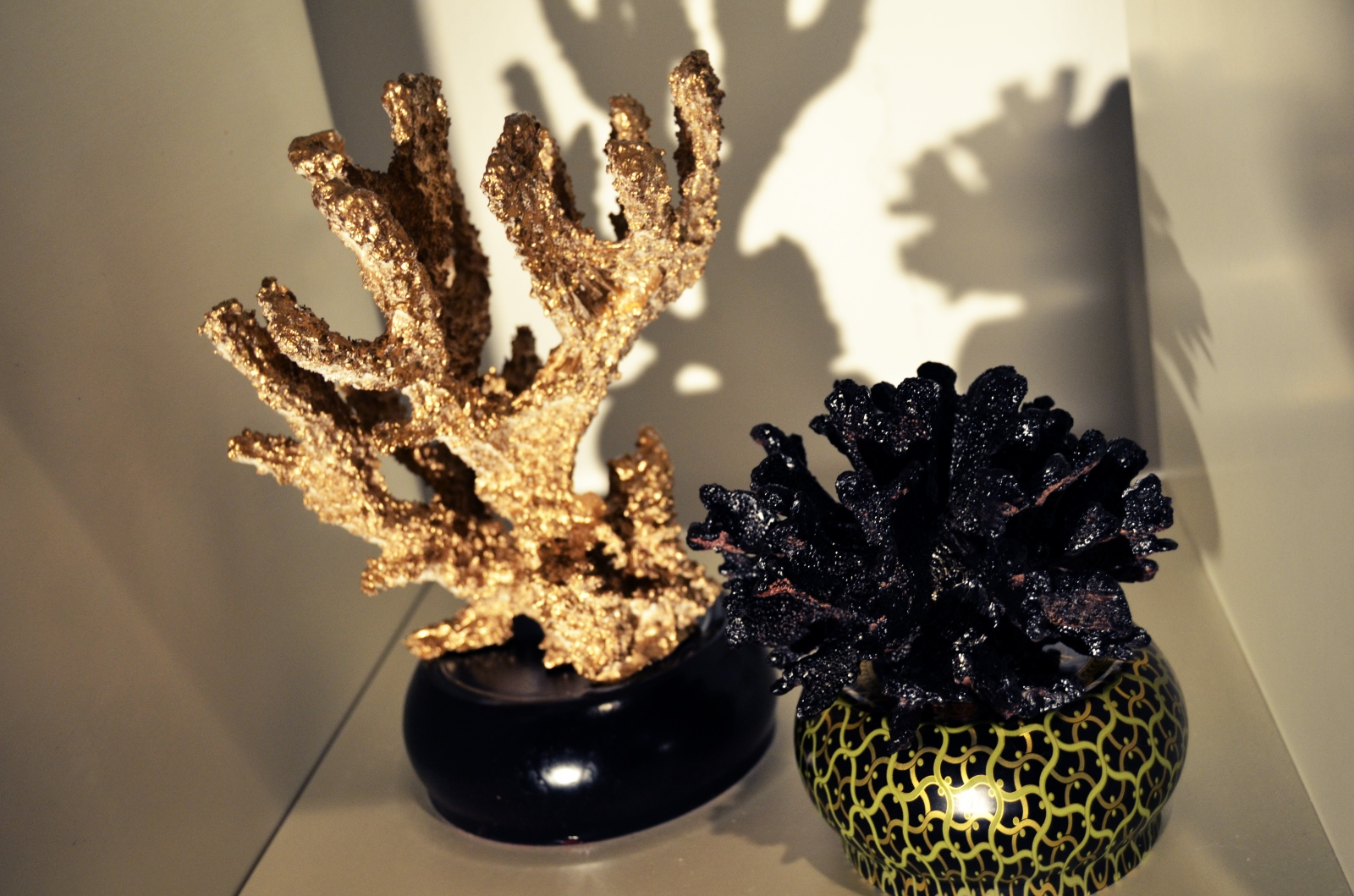 Mr kate diy aquarium coral decor for Aquarium coral decoration