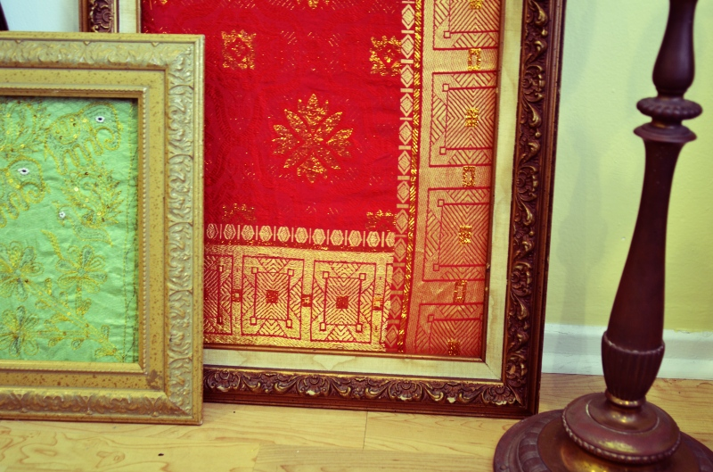 this video a while ago when we were re decorating our office into a readinggame room check out the before and after video here framing fabric is a