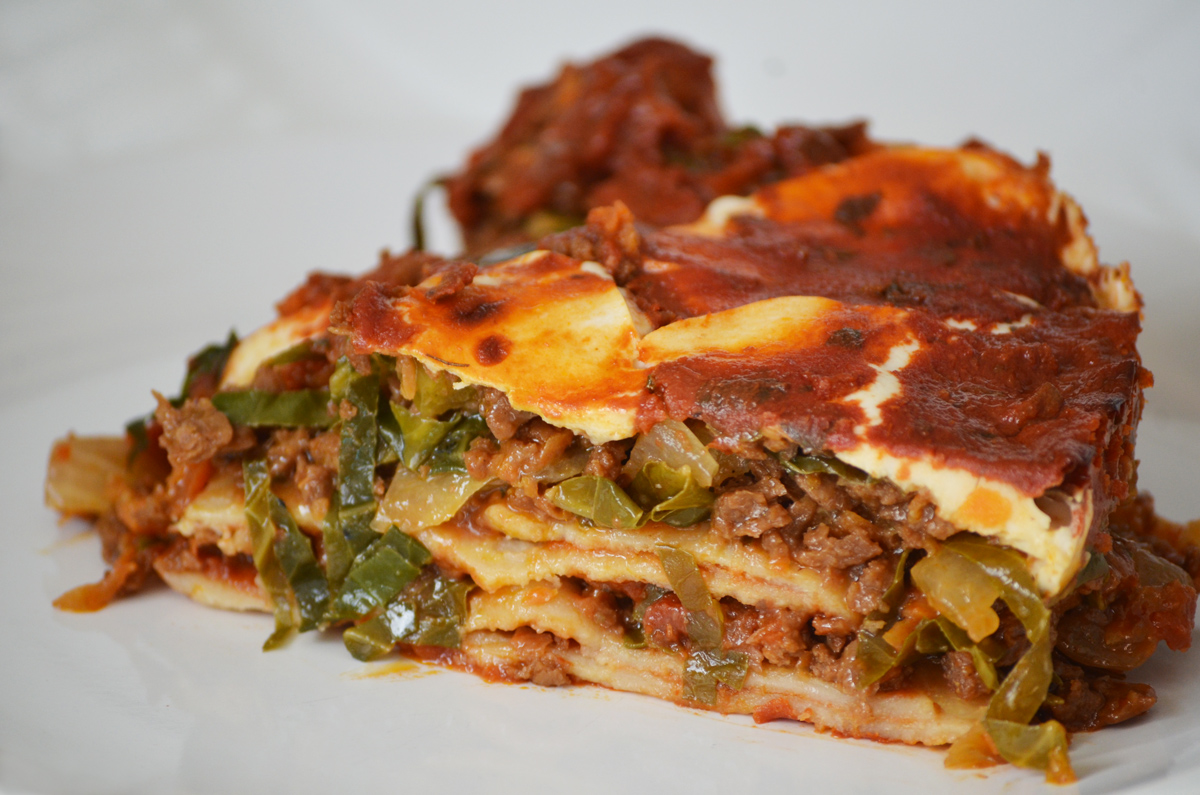 Whole Foods Lasagna