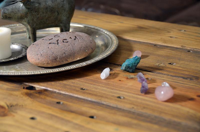 Камин из картона к новому году своими