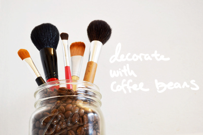 Mr Kate Design Inspo Decorating With Coffee Beans