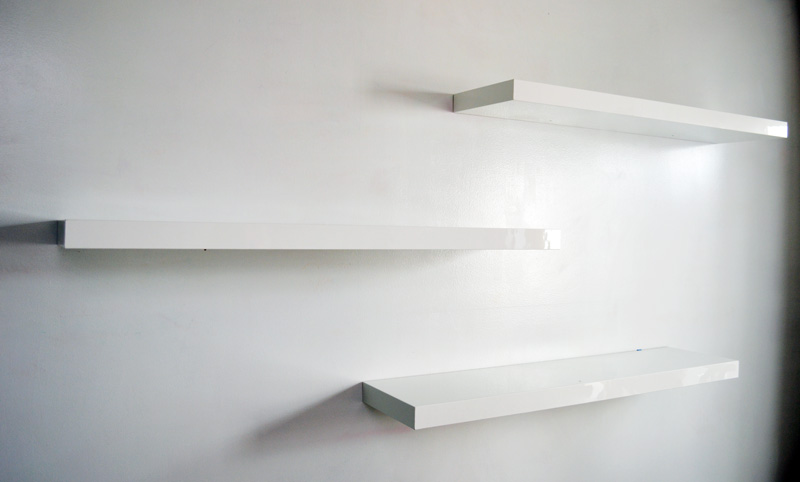 Mr Kate design inspo floating shelves
