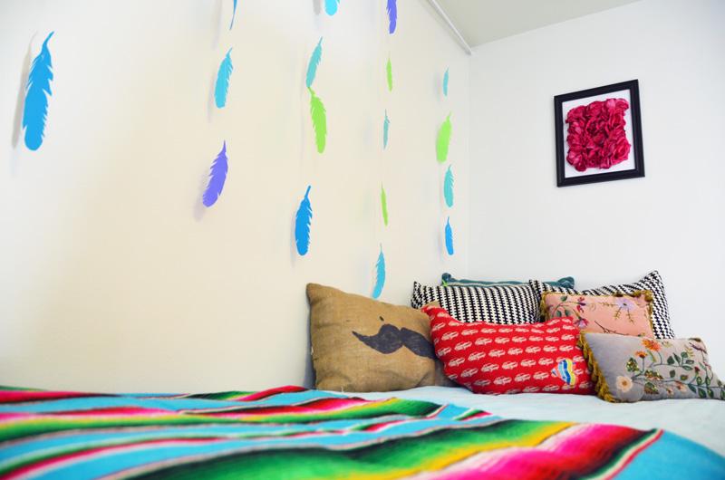 Mr. Kate - DIY dorm room design
