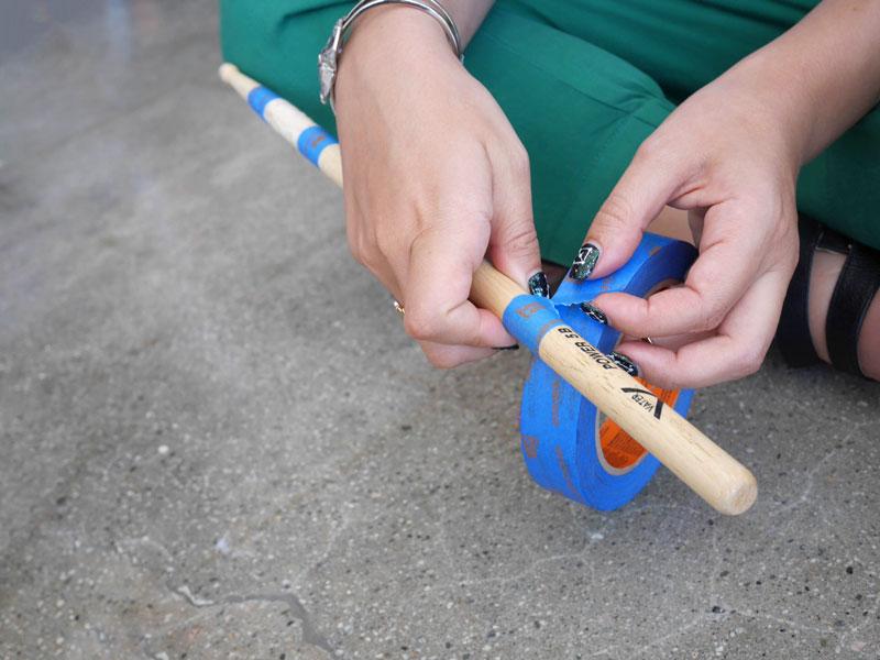 Mr Kate Diy Drumstick Arrows