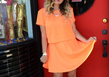mrkate_ootd_orange_skirt_suit-2