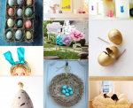 inspiration: eclectic easter