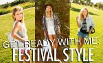 get ready with me: festival style