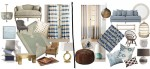 shop-able moodboard: patterned vs. solid curtains!