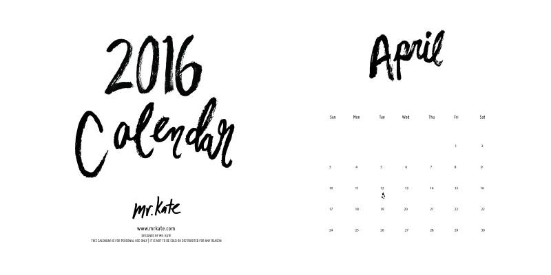 MrKate_Calendar2016_Blog