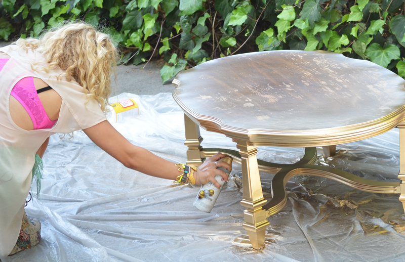 Diy Old Dining Table Makeover