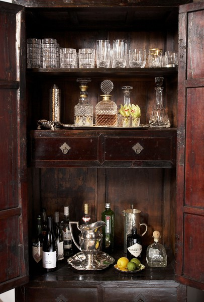 Mr Kate Ask Mr Kate How To Create An Organized Home Bar