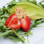 Strawberry_argugla_salad