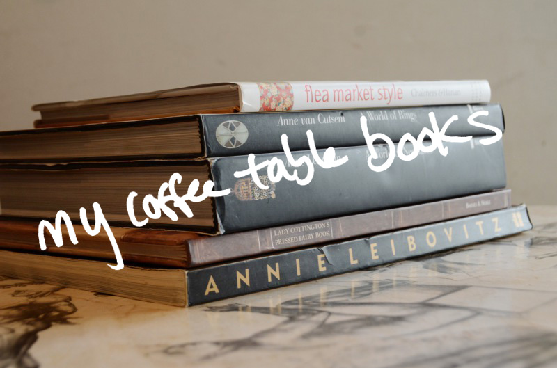 mr kate favorite coffee table books. Black Bedroom Furniture Sets. Home Design Ideas