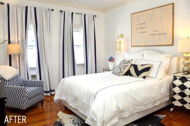 Mr Kate Mister Sister Episode 3 Chic Bedroom Design